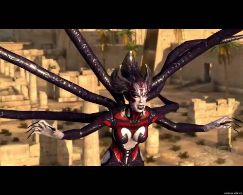 0021.jpg - Serious Sam 3: BFE Интервью об используемом арсенале в игре - Тр